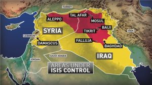 Syria returns a favour to Iraq