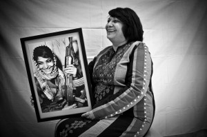 Does SA need terrorists like Leila Khaled through our doors?