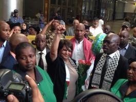 Open Letter To Minister Gigaba Re Leila Khaled