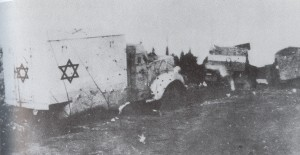 Today in Israel's History – Hospital Convoy Ambushed (1948)