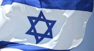 Israeli Flag at V&A Waterfront